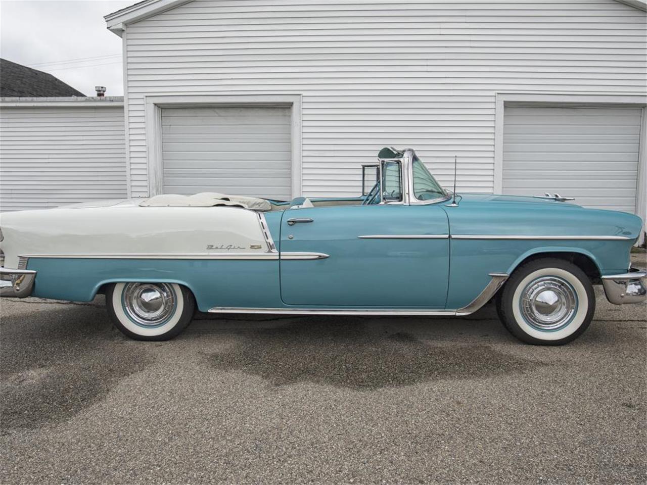 1955 Chevrolet Bel Air For Sale Classiccars Com Cc 999965