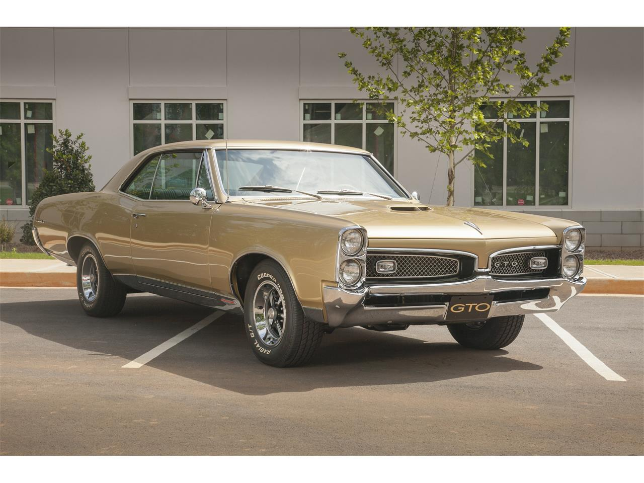 1967 Pontiac Gto For Sale Cc 999972 1964 Wiring Harness Radio Large Picture Of 67 Lfl0